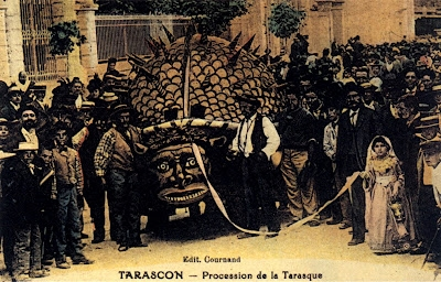 Tarasque_festival,_1905_hand-coloured_postcard.jpg